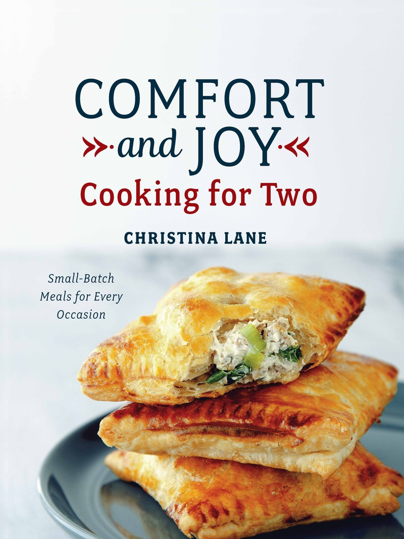 Book cover for Comfort and Joy by Christina Lane