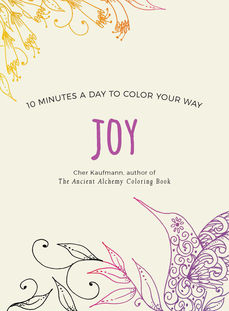 Book cover for Joy by Cher Kaufmann