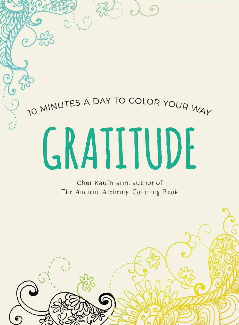 Book cover for Gratitude by Cher Kaufmann