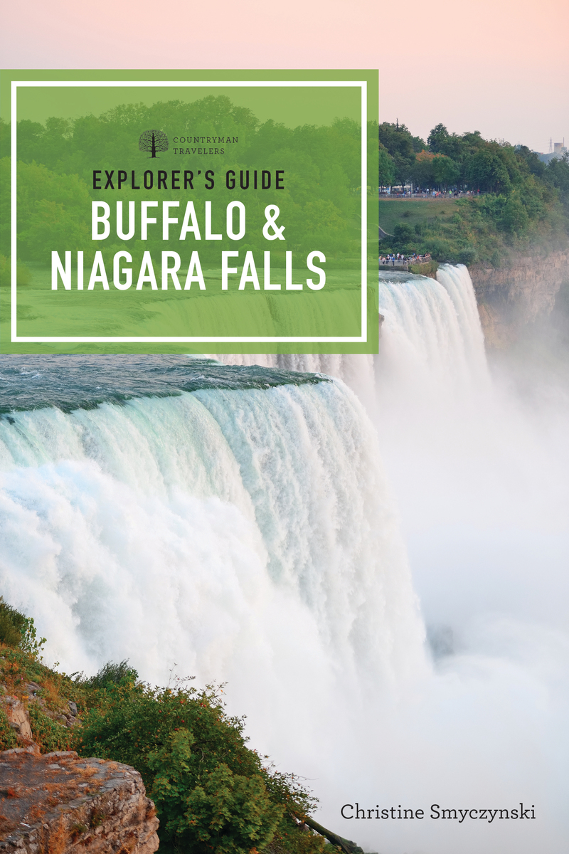 Book cover for Explorer's Guide Buffalo & Niagara Falls by Christine A. Smyczynski
