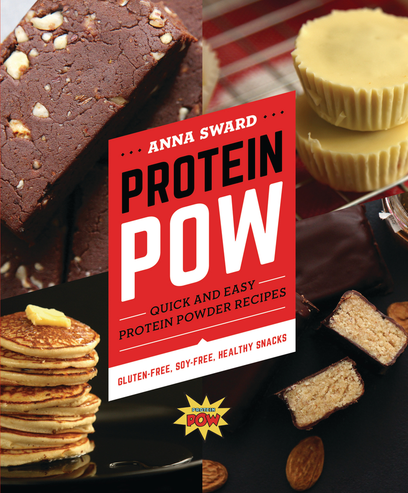 Book cover for Protein Pow by Anna Sward