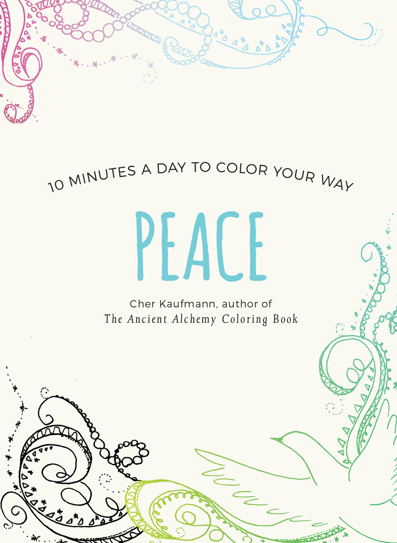 Book cover for Peace by Cher Kaufmann