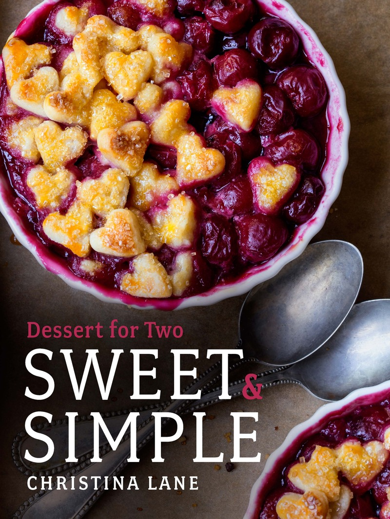 Book cover for Sweet & Simple by Christina Lane