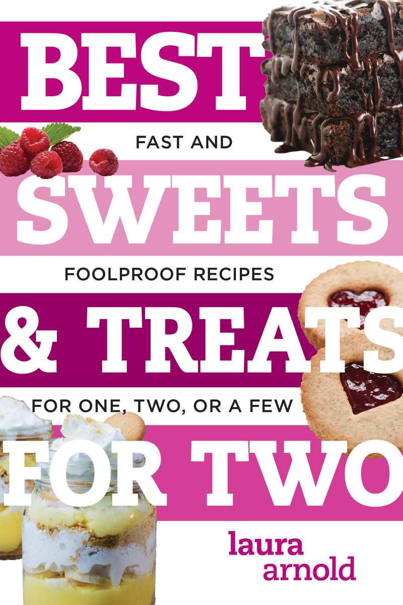 Book cover for Best Sweets & Treats for Two by Laura Arnold