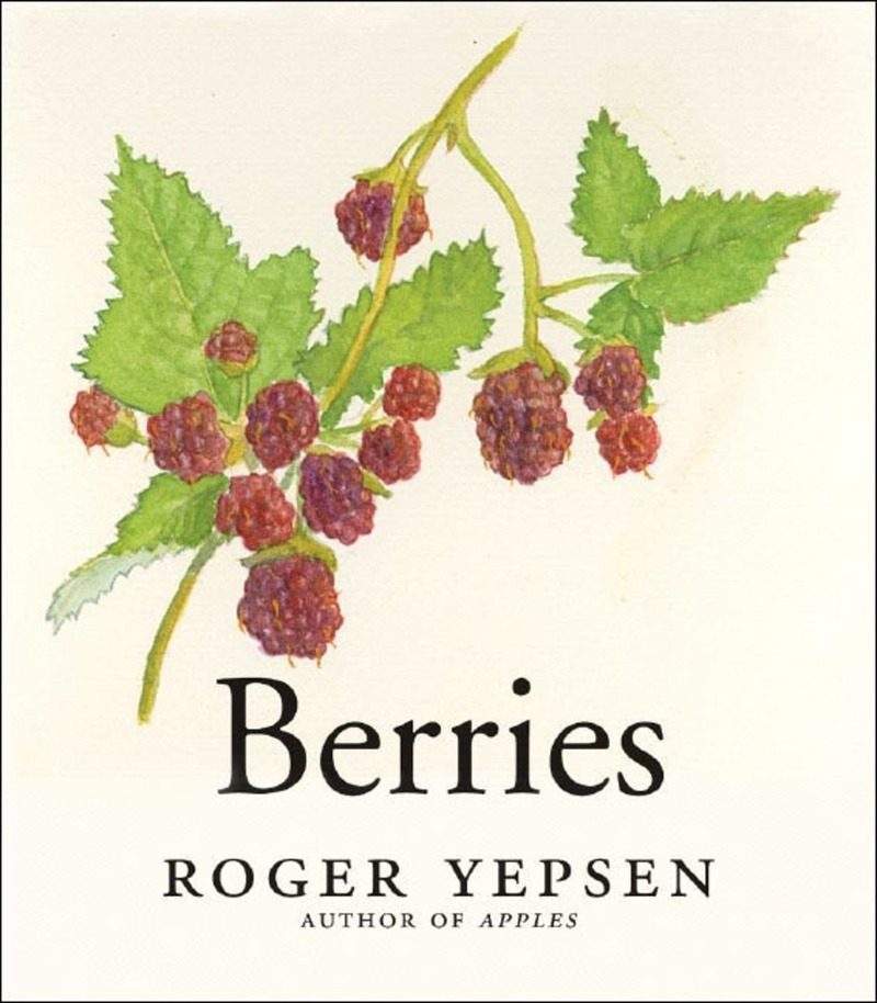 Book cover for Berries by Roger Yepsen