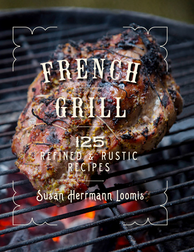 Book cover for French Grill by Susan Herrmann Loomis