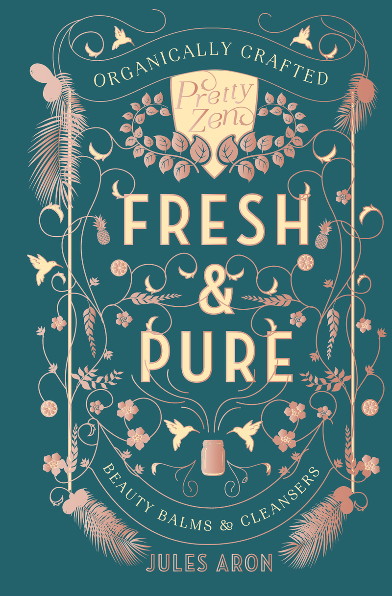 Book cover for Fresh & Pure by Jules Aron