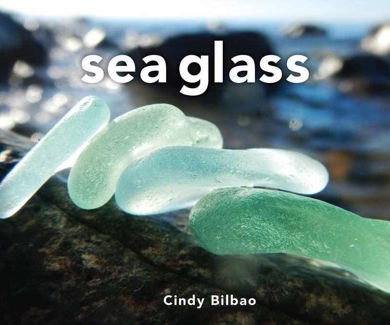 Book cover for Sea Glass by Cindy Bilbao