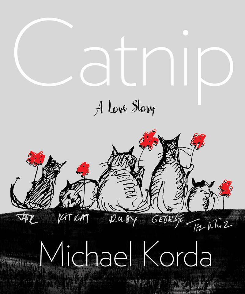 Book cover for Catnip by Michael Korda