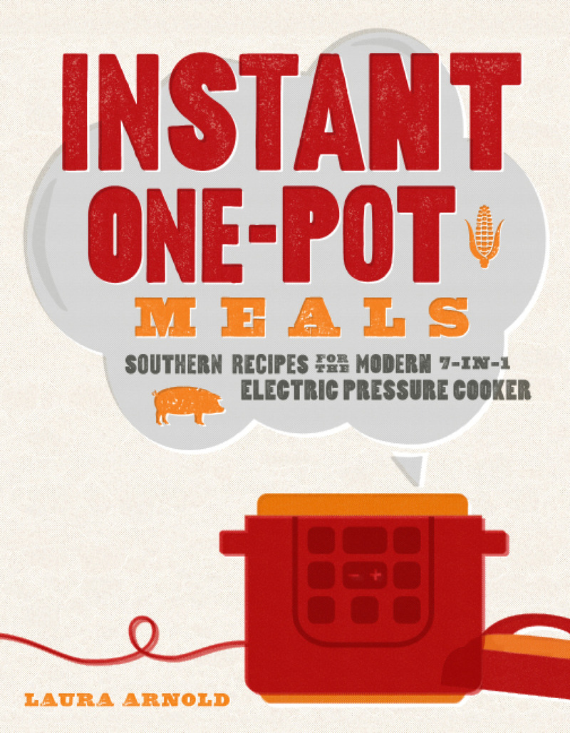 Book cover for Instant One-Pot Meals by Laura Arnold