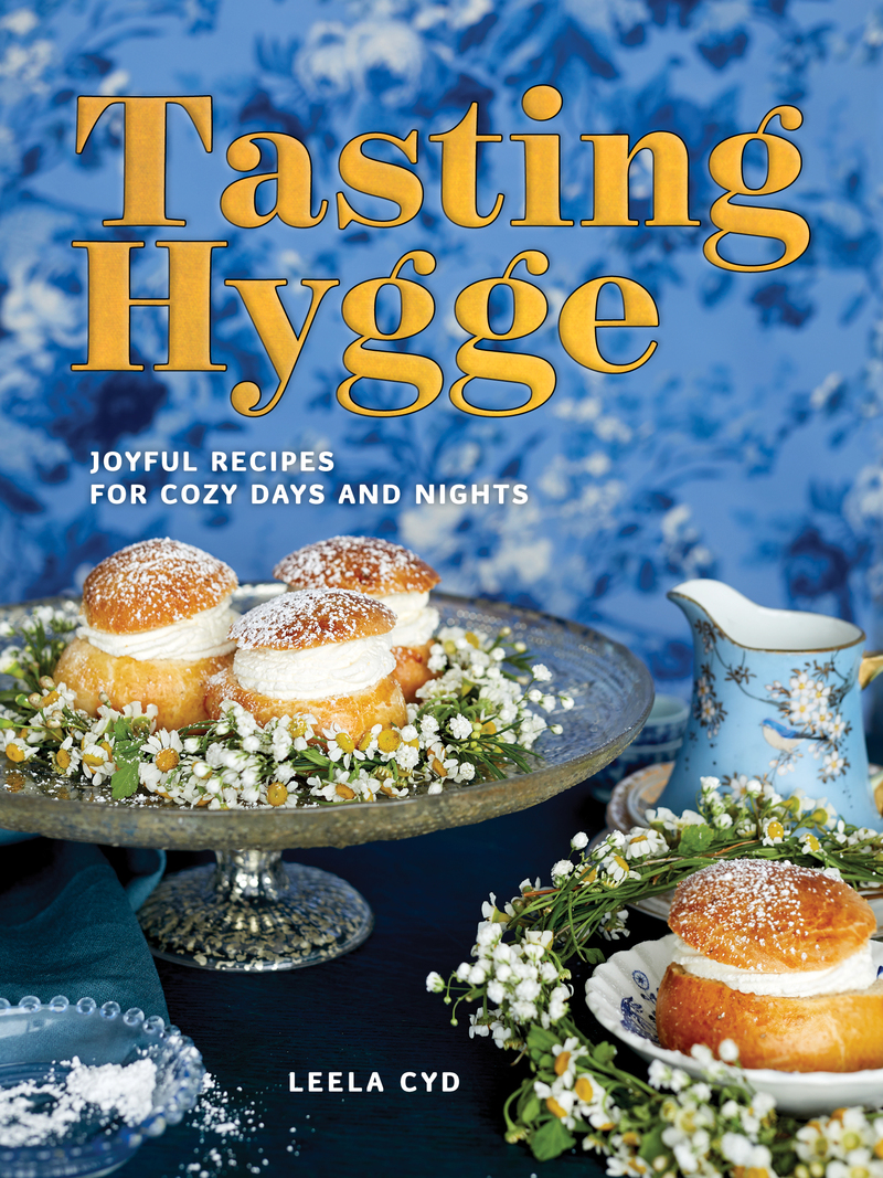 Book cover for Tasting Hygge by Leela Cyd