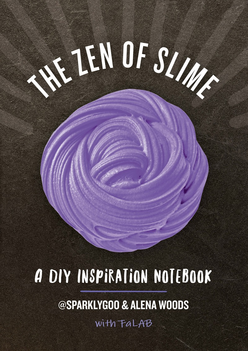 Book cover for The Zen of Slime by Prim Pattanaporn