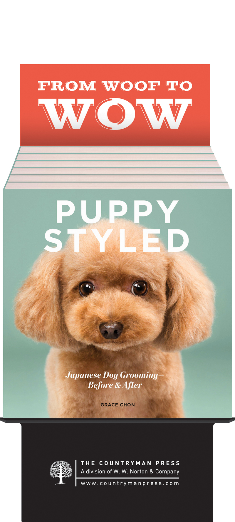 Book cover for Puppy Styled by Grace Chon