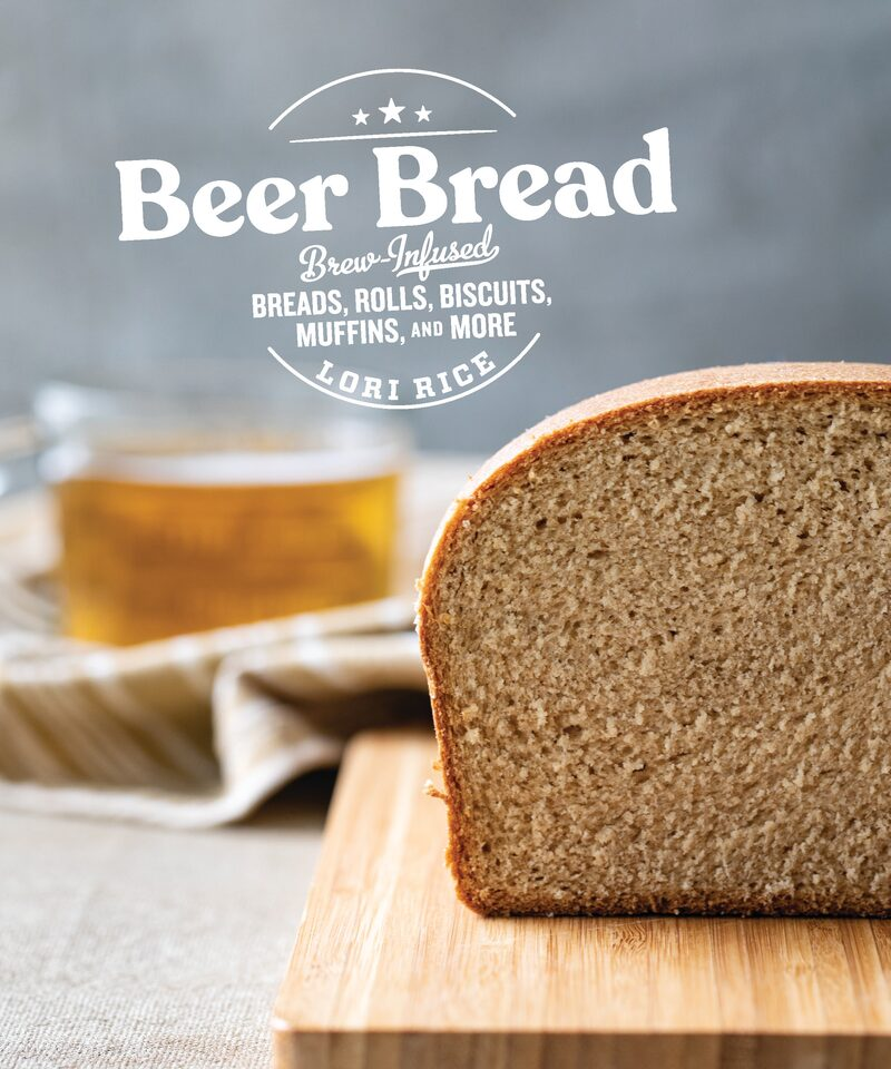 Book cover for Beer Bread by Lori Rice