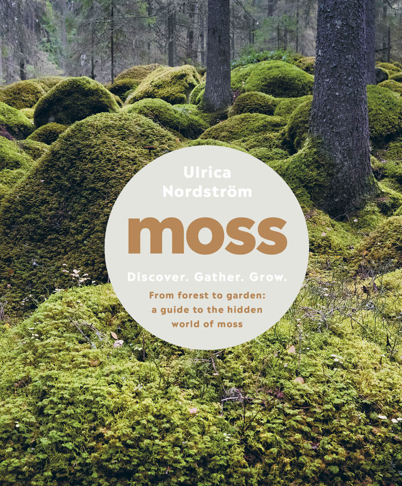 Book cover for Moss by Ulrica Nordström